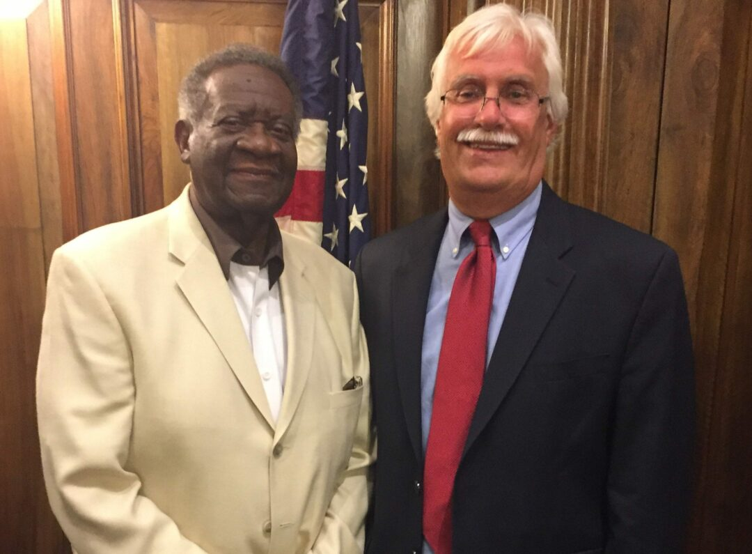 William Clay (left) and Joe O'Brien (right) are now the Legislature's representatives on the Albany County IDA. Submitted photo