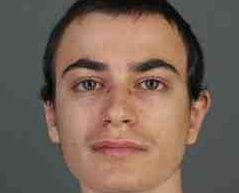 The arrested individual is Eliezer Wildman, above. Photo via Bethlehem Police Department