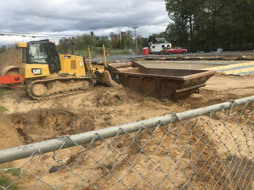 Construction is now underway. Diego Cagara / Spotlight News