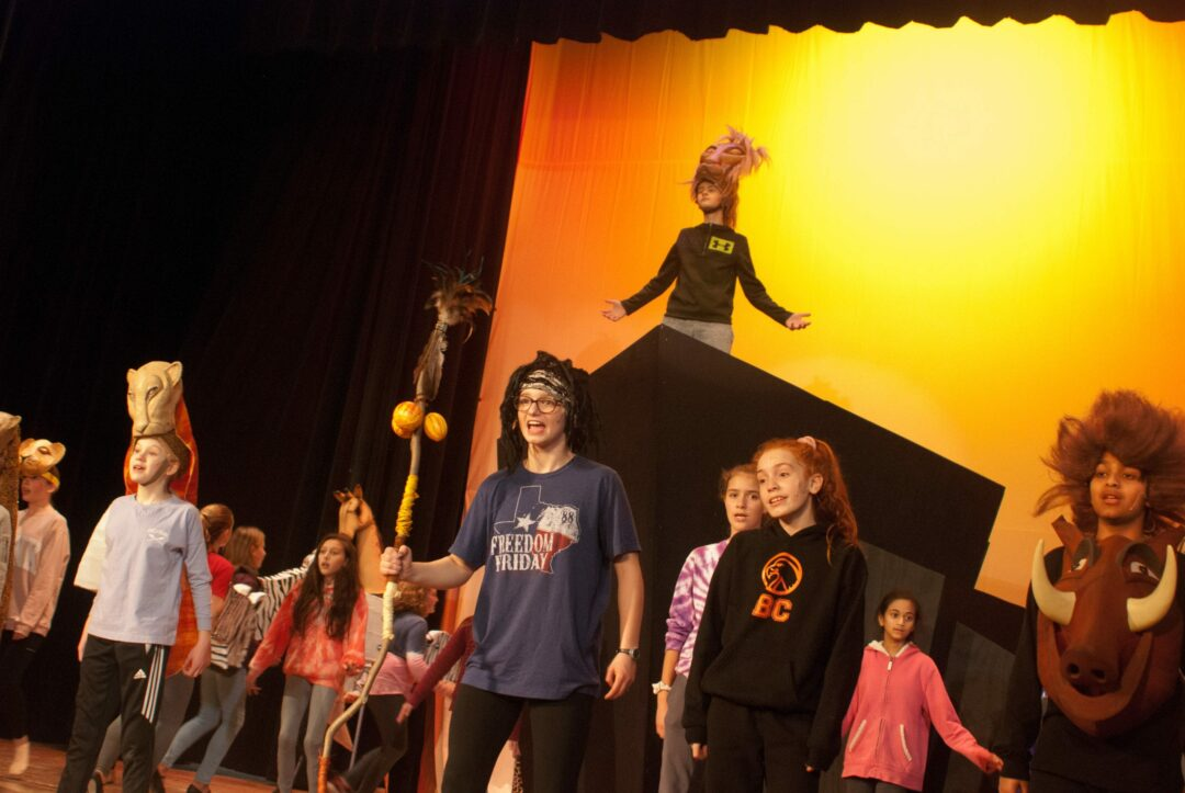 Rehearsals are happening right up to opening night on Thursday, Jan. 17. Diego Cagara / Spotlight News