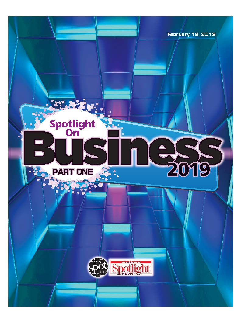 Cover of Flipbook of Spotlight on Business
