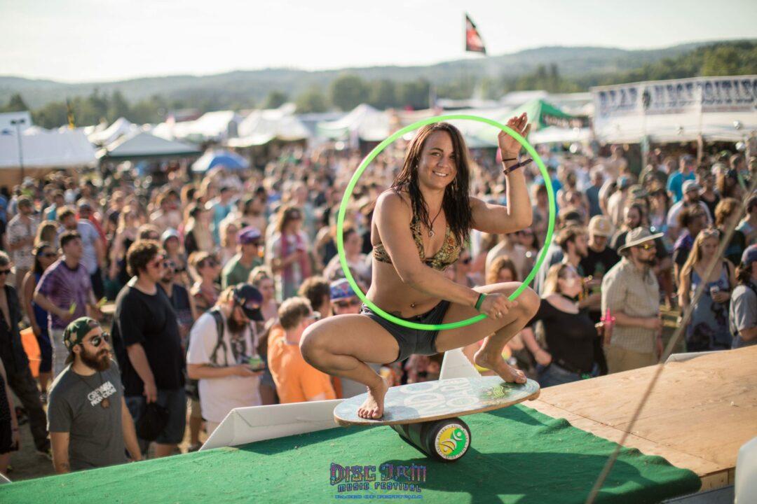 Disc Jam Festival