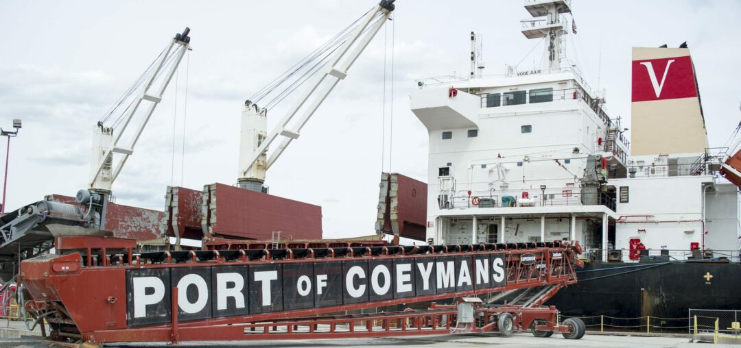 Port of Coeymans on June 4. Photo by John McIntyre / Spotlight News