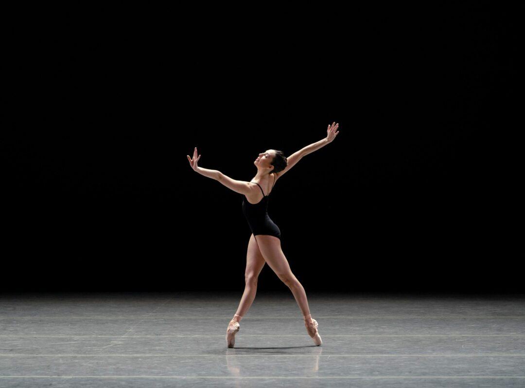 Brittany Pollack Herman Schmerman  Choreography William Forsythe New York City Ballet   Credit Photo: Paul Kolnik studio@paulkolnik.com