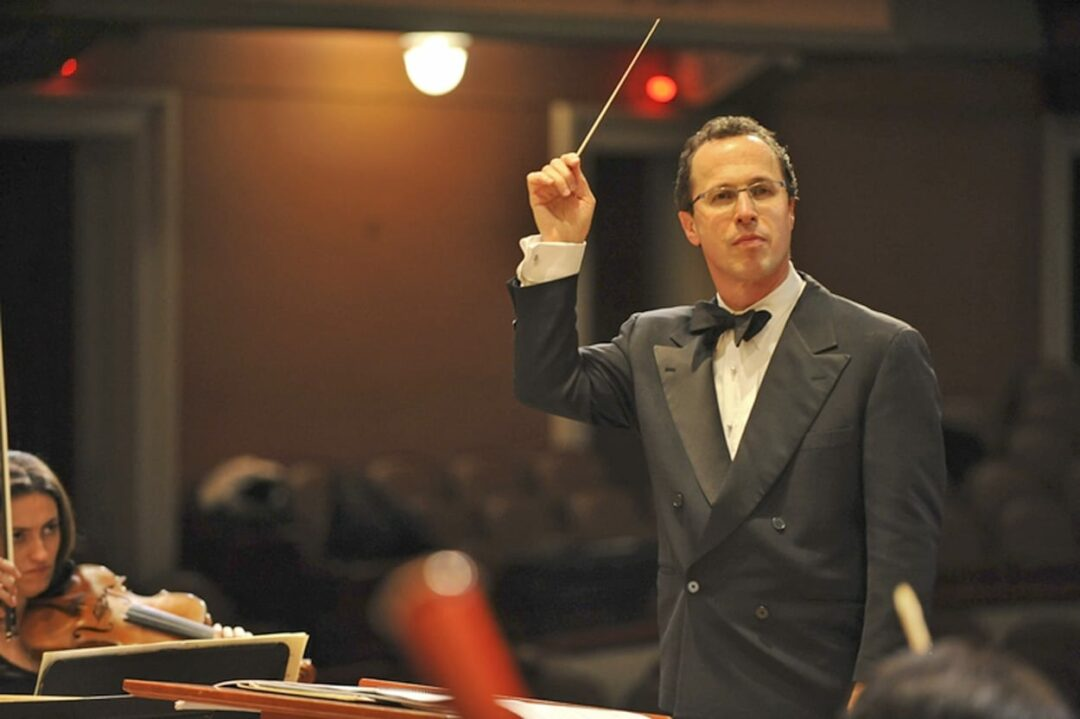 As its conductor, David Alan Miller has stood before the Albany Symphony Orchestra for more than 25 years. Albany Symphony Orchestra
