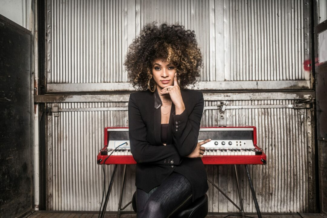 Kandace Springs will play The Massry on Saturday, Sept. 28.  Photo by Mathieu Bitton