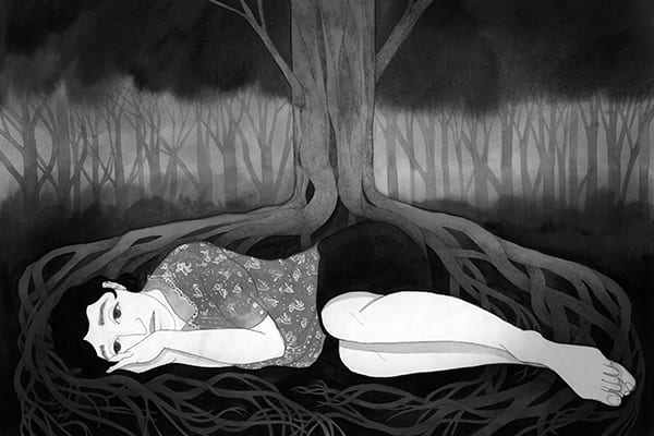 """Author Vesper Stamper crafted numerous thought-provoking images in her 2018 book, """"What the Night Sings"""" to illustrate the characters' inner struggles.Vesper Stamper"""