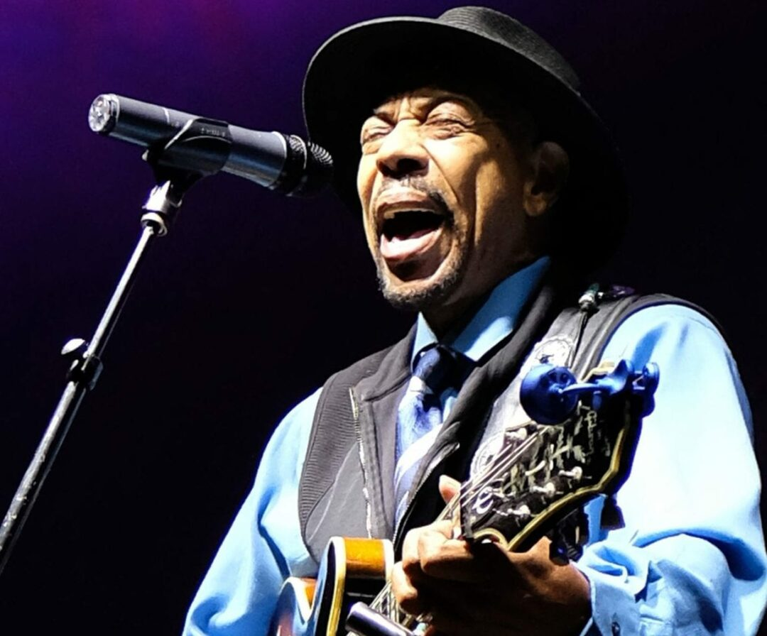 Two-time Grammy nominee John Primer.       Photo by Eric Kriesant