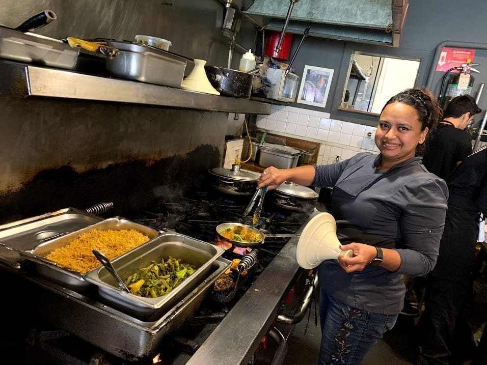 Tara Kitchen co-owner Aneesa Waheed envisions the business to be a global brand, hoping to entice more hungry customers to try and enjoy Moroccan cuisine.        Diego Cagara / Spotlight News