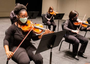 Pictures from Empire State Youth Orchestra