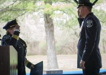 Bethlehem Police Department Awards April 19