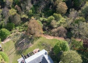 Spotlight News drone footage by Jim Franco