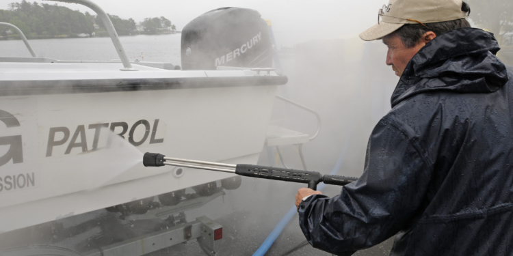 NYS DEC , Lake George Park Commission, Invasive Aquatic spray washing stations, U.S. Senator Kirsten Gillibrand, Congressman Bill Owens, the U.S. Environmental Protection Agency   EPA