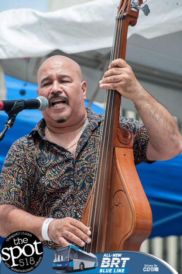 Alex Torres & His Latin Orchestra