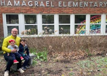 Ian Knox  Photo: Bethlehem Schools