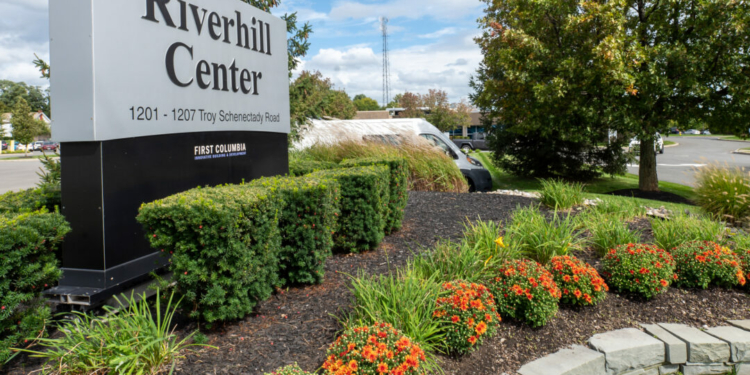 Riverhill Center along Troy-Schenectady Road near the Niskayuna line (Jim Franco / Spotlight News)